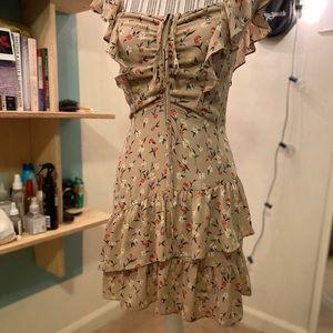 J.O.A | Dolores Haze Ruffle Dress